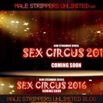 Male Strippers Unlimited With Mastercard