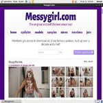 Messy Girl Free Logins