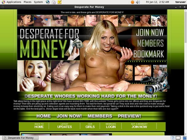Desperateformoney.com Rabatt
